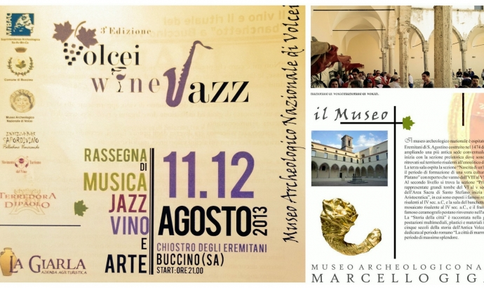 Volcei Wine Jazz