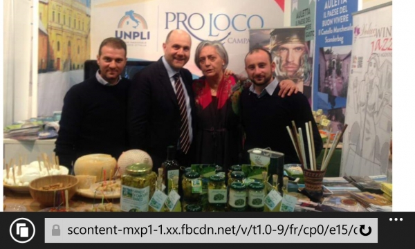 "L'Antica Volcei a ""Agri Travel & Slow Travel Expo"""