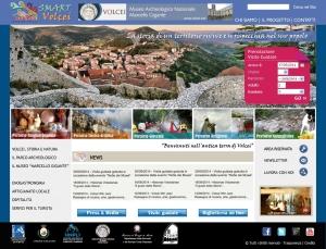 """Presentazione del progetto """"Antica Volcei: I giovani alla riscoperta del futuro"""" 13 e 14 novembre Buccino (Sa)"""