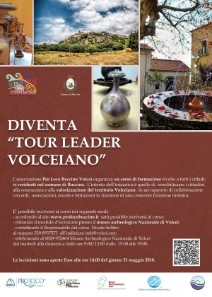 "Diventa ""Tour Leader Volceiano"""